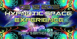 Hypnotic Space Experience Beefy BIRTHDAY BASH 3 Dec '16, 22:00