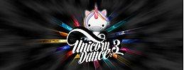Party Flyer Unicorn Dance Vol. III 3 Dec '16, 22:00
