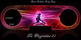 Party Flyer ~3ö~La Progressiva 2.1 ~3ö~ Doctor-Verleihnix B-Day ~3ö~ 9 Dec '16, 22:00