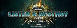 Party Flyer .::Listen & Destroy *** last dance!::. 9 Dec '16, 23:00