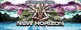 Party Flyer New Horizon 10 Dec '16, 23:00