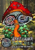 Party Flyer ErroR404 HerbstSchwarte im TurTur 17 Dec '16, 22:00