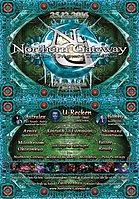 Party Flyer Northern Gateway - U-Recken, Astralex, Yatzee LIVE uvm. 25 Dec '16, 23:00