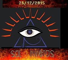Party Flyer SOL INVICTUS 25 Dec '16, 22:00