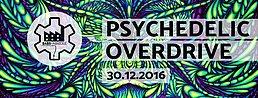 Party Flyer Bassfabrique---> PsYchEdEliC OvErDrIvE with Nocturnes Creatures live 30 Dec '16, 22:00