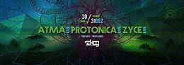 Party Flyer Double Drop /w ATMA, PROTONICA, ZYCE 30 Dec '16, 22:00