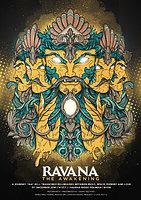 Party Flyer Ravana : The Awakening ( NYE2017 ) 31 Dec '16, 19:00