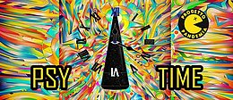 Party Flyer !PSY-TIME! 14 Jan '17, 23:00