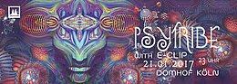 Party Flyer PSY TRIBE mit E-Clip & Bim 21 Jan '17, 23:00