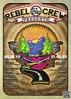 Party Flyer ★ ★ ★ PSY REBEL CREW Present's ★ ★ ★ 3 Feb '17, 23:00