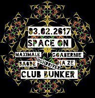 Party Flyer SpaceOn 3 Feb '17, 22:00