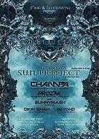 Party Flyer Winter-SUN: McCoy´s S.U.N. PROJECT Live! + CHAMPA 3 Feb '17, 22:00