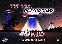 Party Flyer Electric Playground 11 Feb '17, 23:00