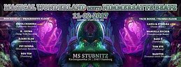 Magical Wonderland meets Nimmersatte Beatz 11 Feb '17, 23:00