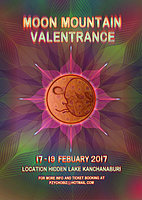 Party Flyer Moon Mountain (Late) Valentrance 2017 17 Feb '17, 10:00