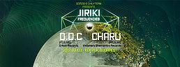 Party Flyer Goázis presents: Jiriki Frequencies Vol. 4 3 Mar '17, 22:00