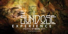 Party Flyer The Sundose Experience ★Jumpstreet live, Chudl live★ 17 Mar '17, 22:00
