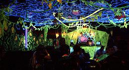 Party Flyer Weird Encounters meets Zauberwald on tour 17 Mar '17, 22:00
