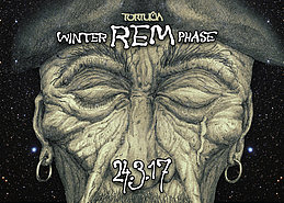 Party Flyer Tortuga Winter R.E.M Phase (Pre Sommernachtstraum) 24. Mrz. 17, 22:00