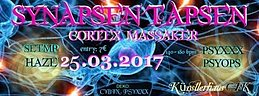 Party Flyer Synapsen tapsen 25 Mar '17, 22:00