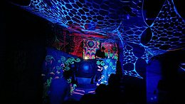 Party Flyer ॐPsychedelic on Monkey Islandॐ w/ Ismir & Just Bang 7 Apr '17, 23:00