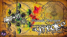 Party Flyer SYMBOLICA | Stampf Therapie 7 Apr '17, 22:00