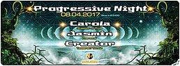 Party Flyer Progressive Night 8 Apr '17, 23:00