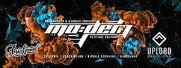 Party Flyer MoDem Festival Teaser in Barcelona 28 Apr '17, 23:30