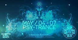 Party Flyer Agartha Psy-Festival 4 May '17, 18:00