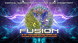 Party Flyer Fusion - 48H Open Air 5 May '17, 20:00