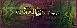 Party Flyer Mondton Season Closing w/ SCORB live 6 May '17, 18:00