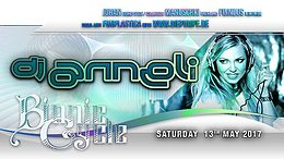Party Flyer Bionic Cycle // Djane Anneli 13. Mai. 17, 23:00