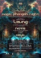 Party Flyer EPIC Tribe pres. Magic Phangan Night 13 May '17, 21:00