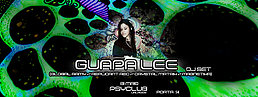 Party Flyer Guapa Lee - 13 Maio - PsyClub Valados 13. Mai. 17, 23:00