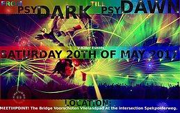 Party Flyer From Psy Dark Till Psy Dawn (Location online!) 20 May '17, 21:00