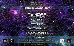 Party Flyer The Solution is Back 26 May '17, 23:30