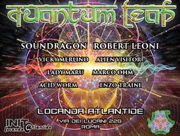 Party Flyer QuAnTuM•LeAp • Special Edition 14h NO STOP 3 Jun '17, 22:00