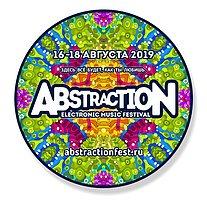 Party Flyer Abstraction Festival 2017 9 Jun '17, 18:00