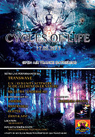Party Flyer Cycles Of Life - Open Air 17 Jun '17, 20:00