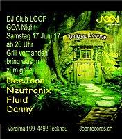 Party Flyer Dj Club Loop 17 Jun '17, 20:00