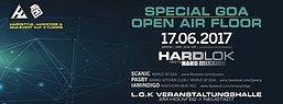 Party Flyer Hardlok meets Hard Mission 17 Jun '17, 22:00