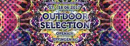 Party Flyer Outdoor Selection Open Air 2017 17 Jun '17, 15:00