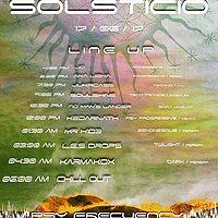 Party Flyer Solsticio 17 Jun '17, 22:00