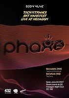 Party Flyer Skt. Hans Fest med PHAXE Live, Dj Satisfunk & Gonzadelic. 22 Jun '17, 22:00