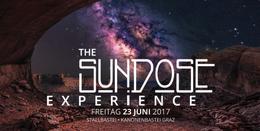 Party Flyer The Sundose Experience ★BlisargonDemogorgon 2hLive + 1hDjSet★Astralex DjSet★ 23 Jun '17, 17:00