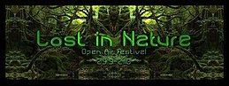 Party Flyer Lost in Nature goes Indoor 24 Jun '17, 22:00