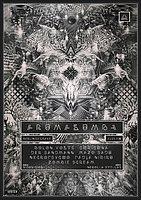 "Party Flyer Popol Vuh Records Presents "" AruMakumba"" 1 Jul '17, 10:00"