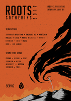 Party Flyer Roots Gathering 2017 1 Jul '17, 14:00