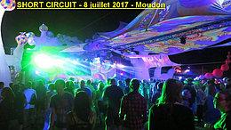 Party Flyer Short Circuit 8 Jul '17, 17:00