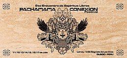 Party Flyer PACHAMAMA CONEXION FESTIVAL 11 Jul '17, 16:00